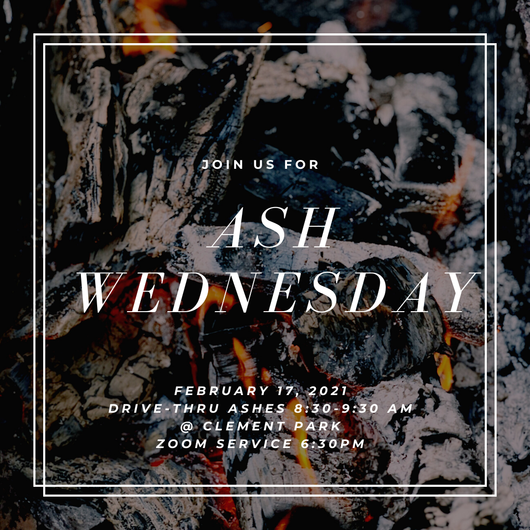 Ash Wednesday Events