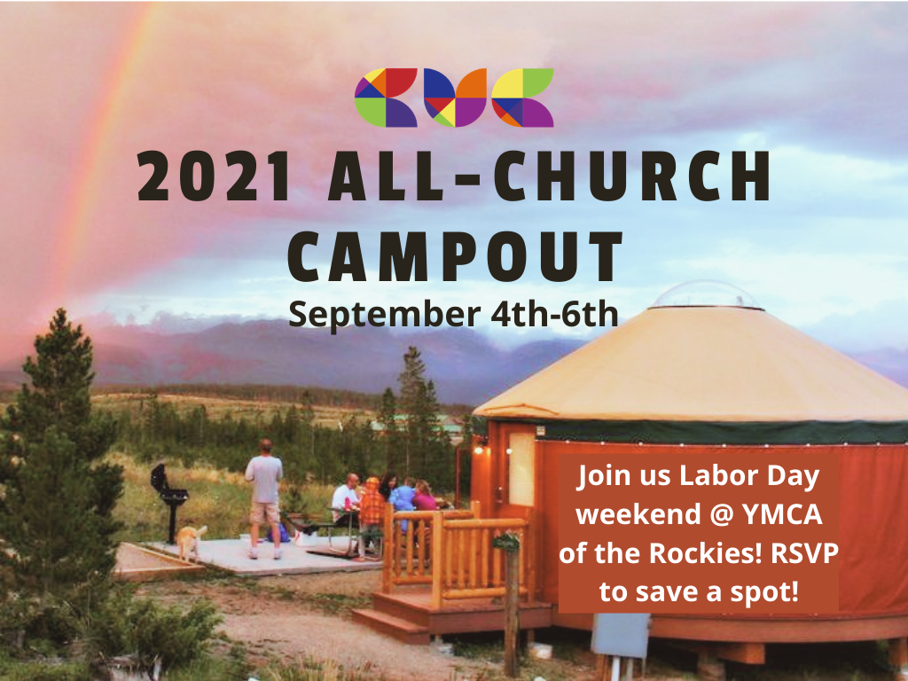 2021 All-Church Campout