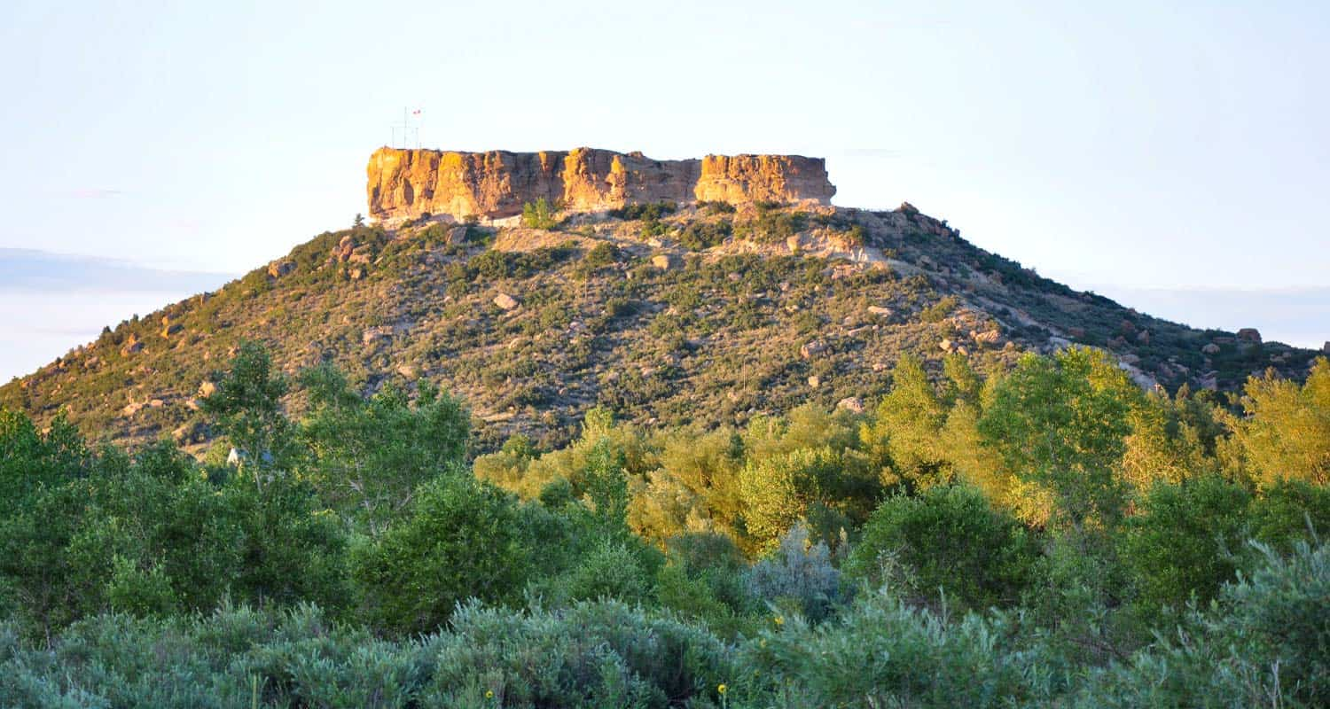 """Youth Group Hike: """"Castle Rock Trail"""""""